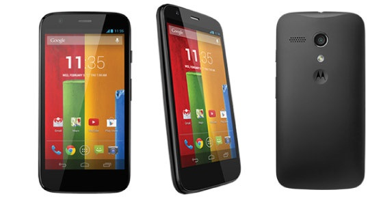 Motorola Moto G Specifications And Features
