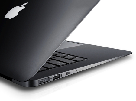 new macbook air black