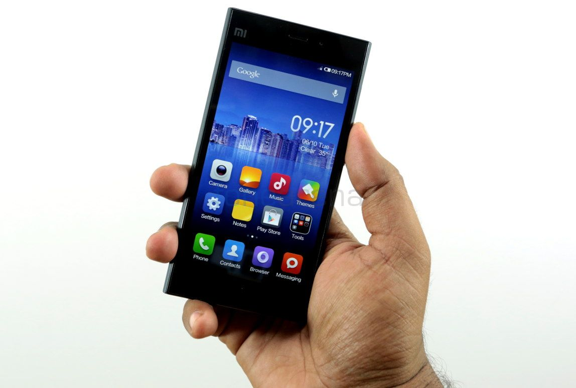 Xiaomi mi3 is back on flipkart on 12 Aug 2014