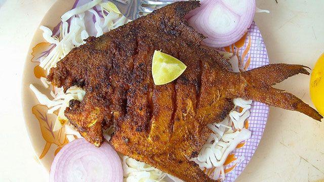 rava fry fish