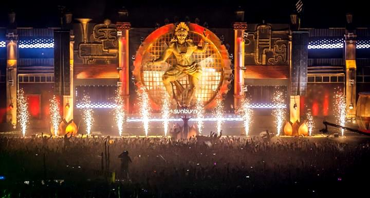 sunburn goa 2015