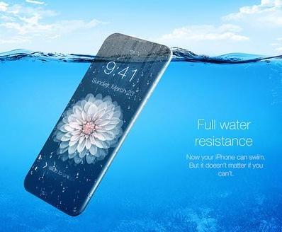 iphone 7 waterproof