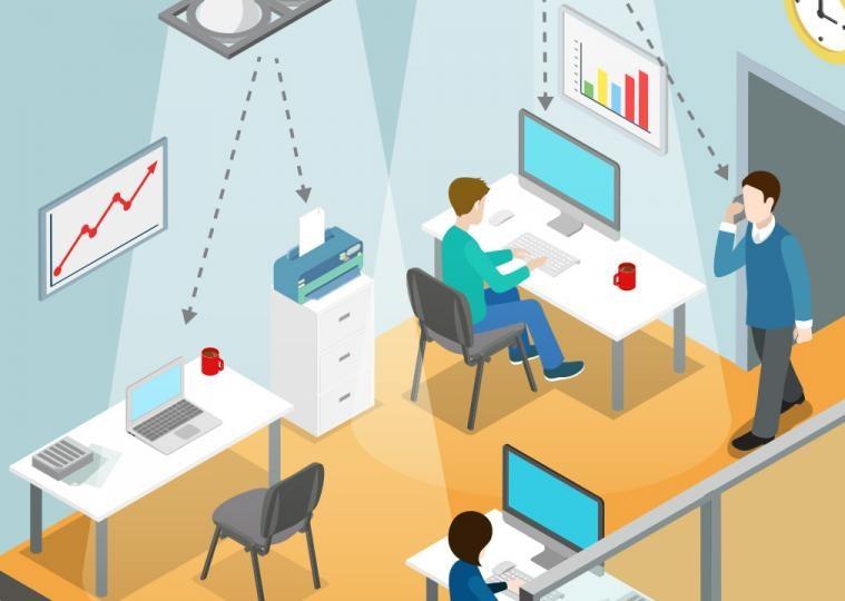 Li-Fi is 100 times faster than Wi-Fi