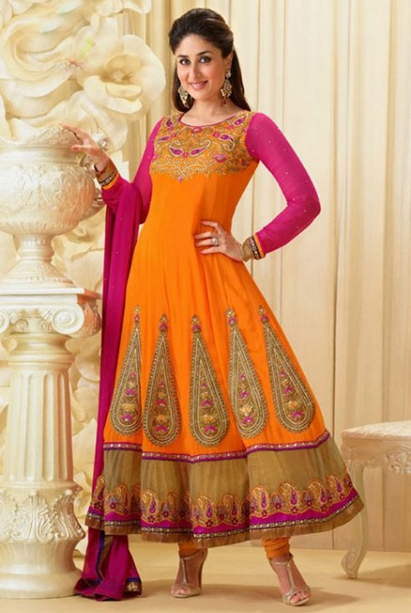 Salwar or Churidar and Kameez
