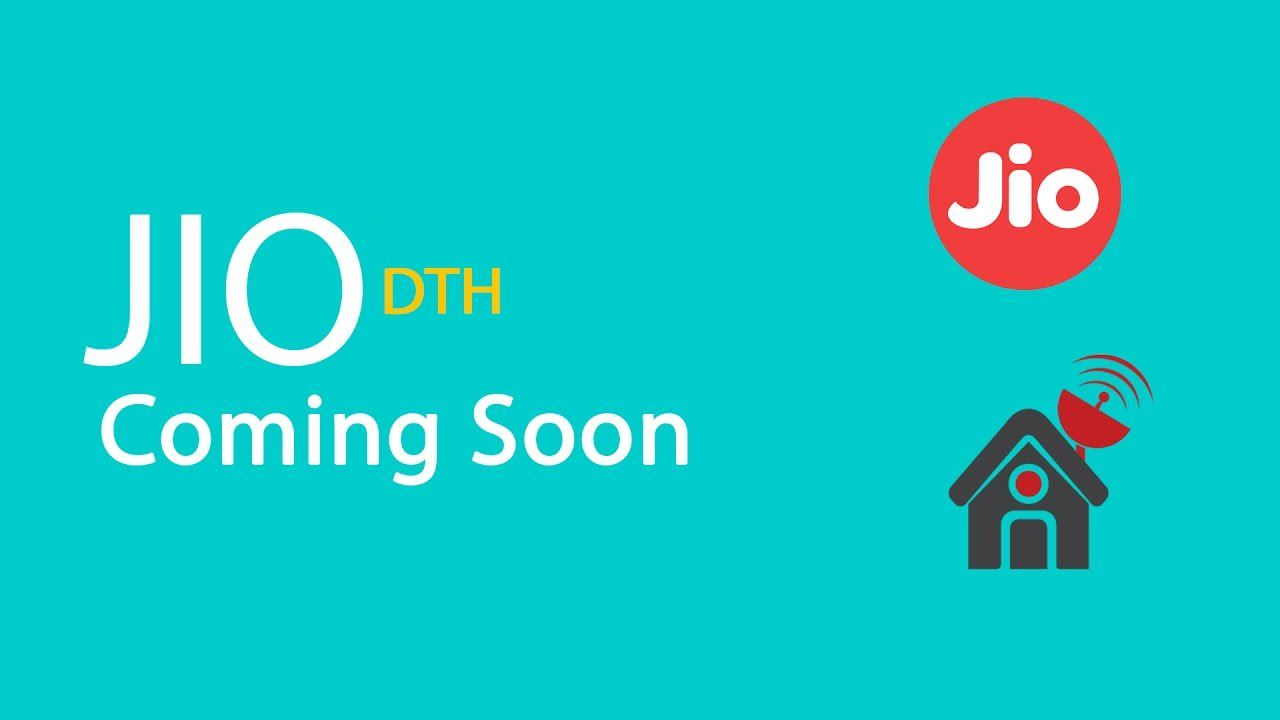 JIO DTH Set Top Box Booking