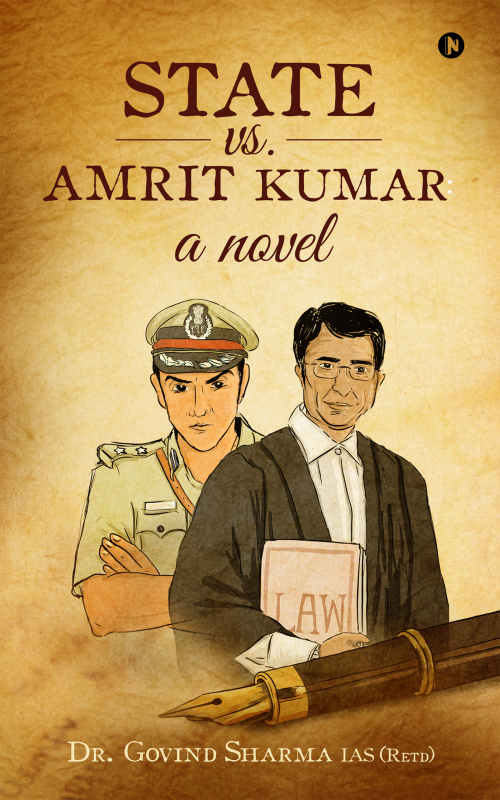 State vs Amrit Kumar A novel