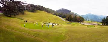 Annandale Golfing Shimla