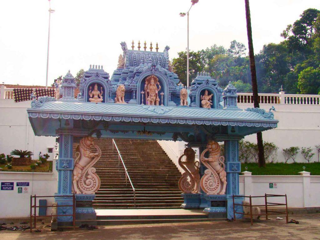 Annapoorneshwari temple Chikmagalur