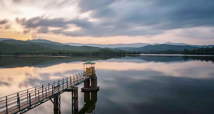 Ayyanakere Lake Chikmagalur