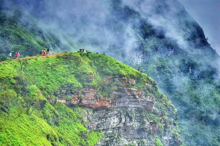 Ballalarayana durga fort Chikmagalur