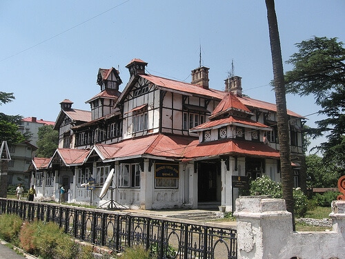 Bantony Castle Shimla