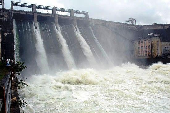 Bhadra Dam Chikmagalur