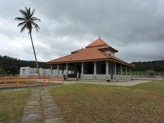 Deviramma temple Chikmagalur