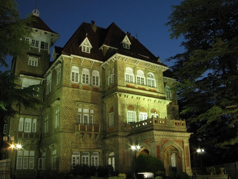 Gorton Castle, Shimla