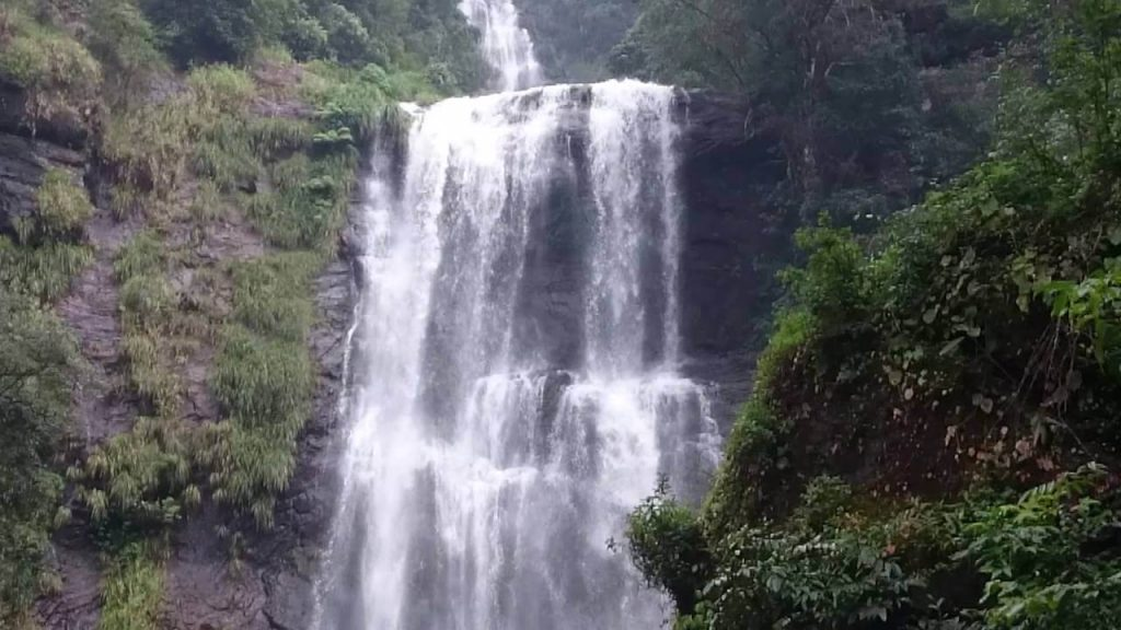 Hebbe waterfall Chikmagalur