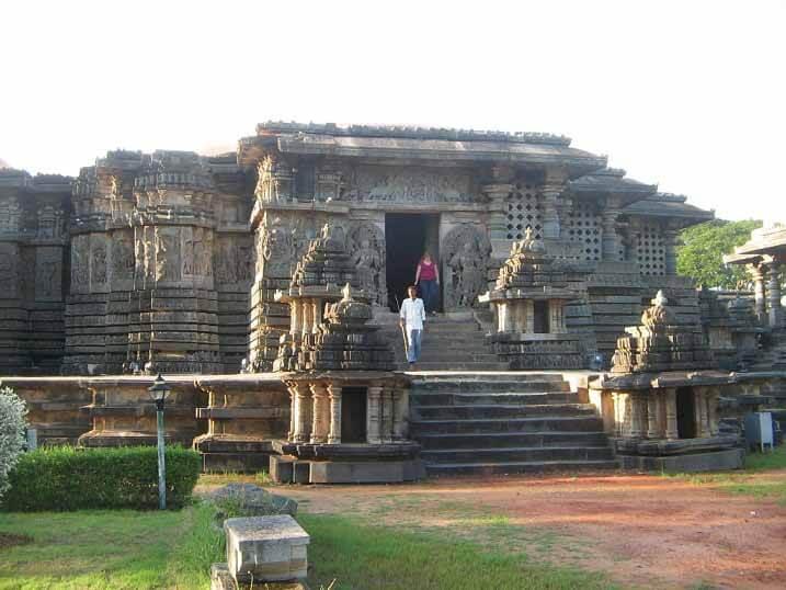 Hoysaleswara Temple Chikmagalur