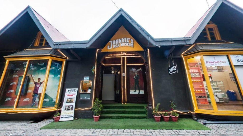 Johnnies Wax Museum Shimla