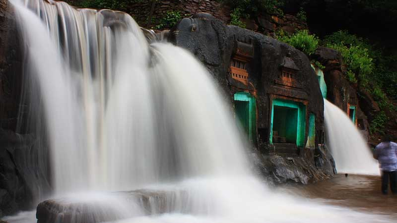 Kalhati falls Chikmagalur