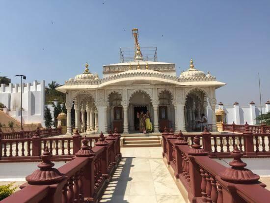 Katraj Jain Temple Pune