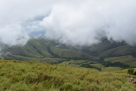 Kudremukh National Park Chikmagalur