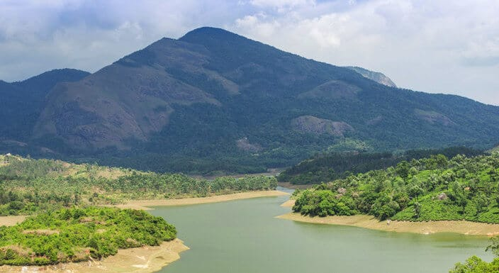Lakya Dam Chikmagalur
