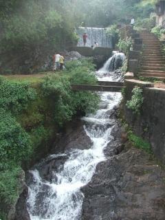 Manikyadhara fall Chikmagalur
