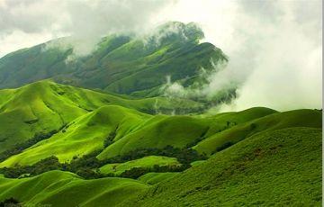 Mullayanagiri hill Chikmagalur