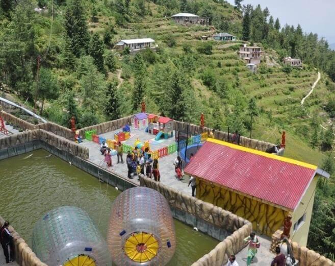 Nagsons Hip Hip Hurray Amusement Park Shimla