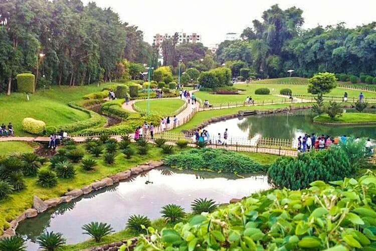 Okayama frienship garden Pune