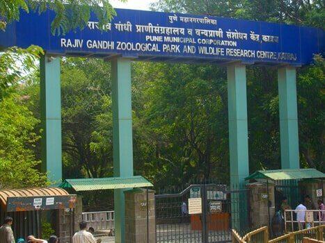 Rajiv Ghandhi Zoological Park Pune