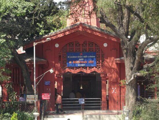 Sarasbaug Ganesh Temple Pune