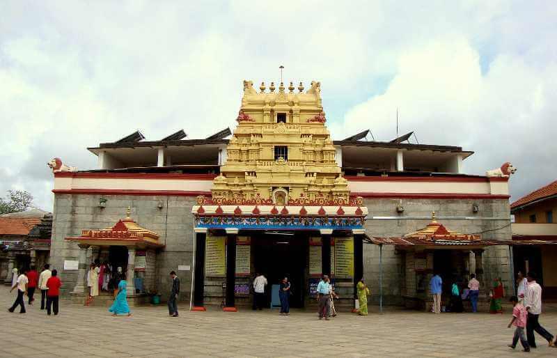 Sharadamba Temple Chikmagalur
