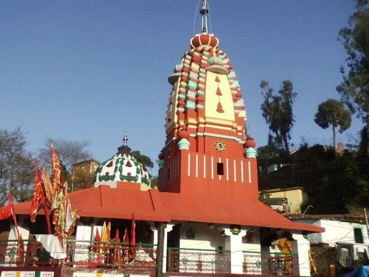 Shoolini temple Shimla