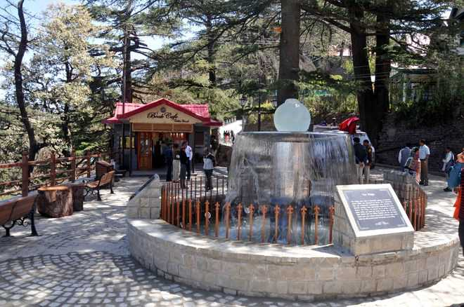 Taka Bench Shimla