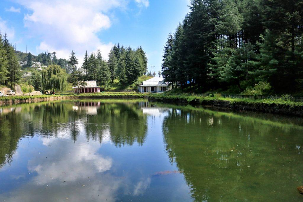 TanniJubbar Lake Shimla