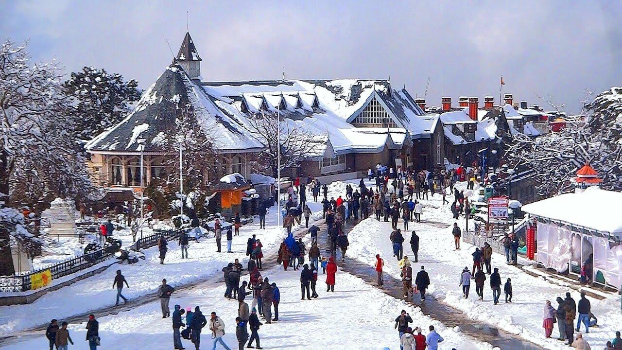 The Ridge,Shimla