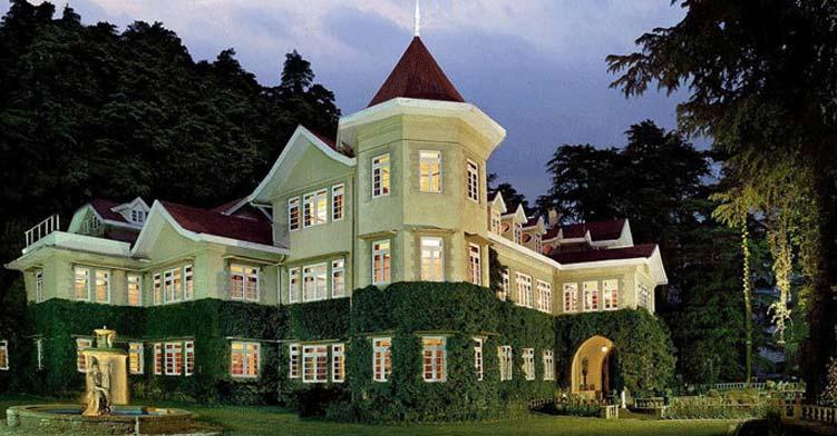 Woodville Palace,Shimla