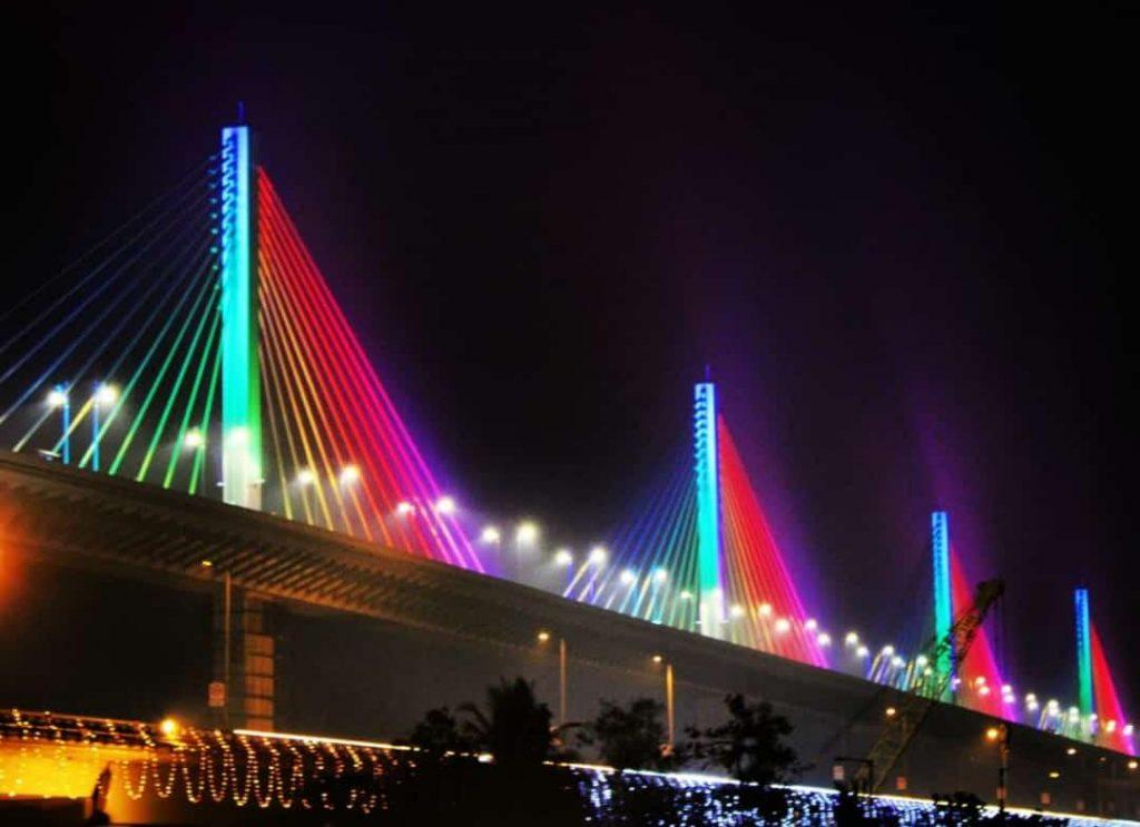 Goa Mandovi bridge Atal Setu