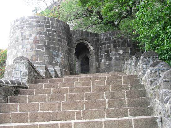 shivneri fort Pune