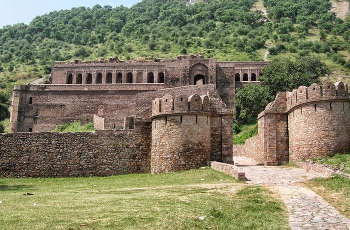 Bandhavgarh fort MP
