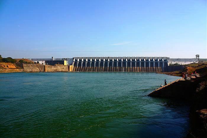 Bargi Dam MP