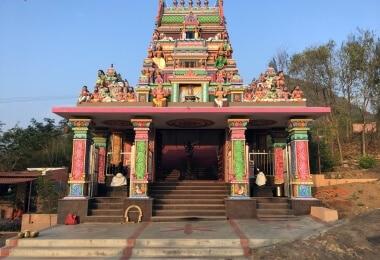 Dharmalingeshwarar temple Chennai