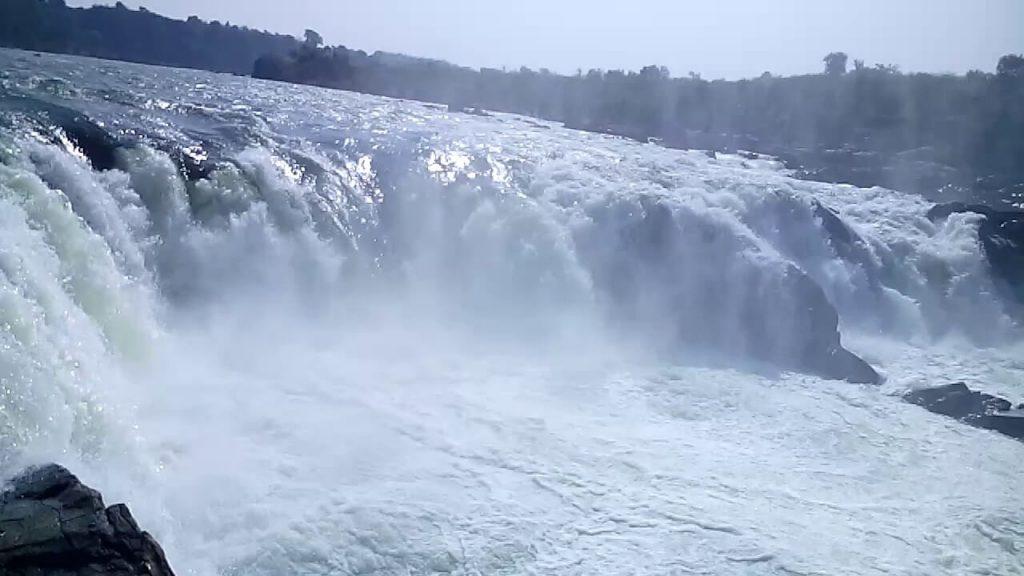 Dhuvandhar waterfall MP