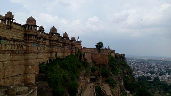 Gwalior Fort MP