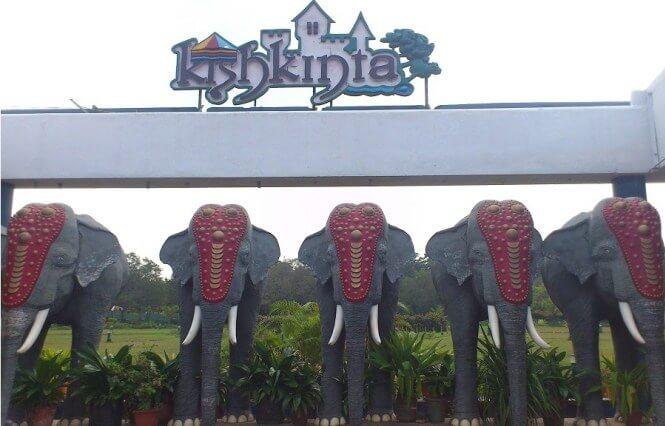Kishkinta Theme Park Chennai