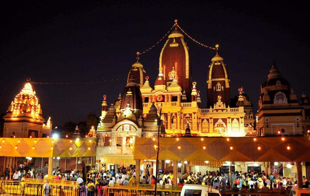 Lakshmi Narayan Temple Delhi