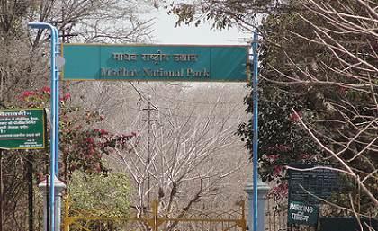 Madhav National Park MP