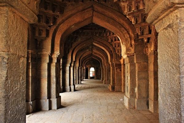 Moth ki Masjid Delhi