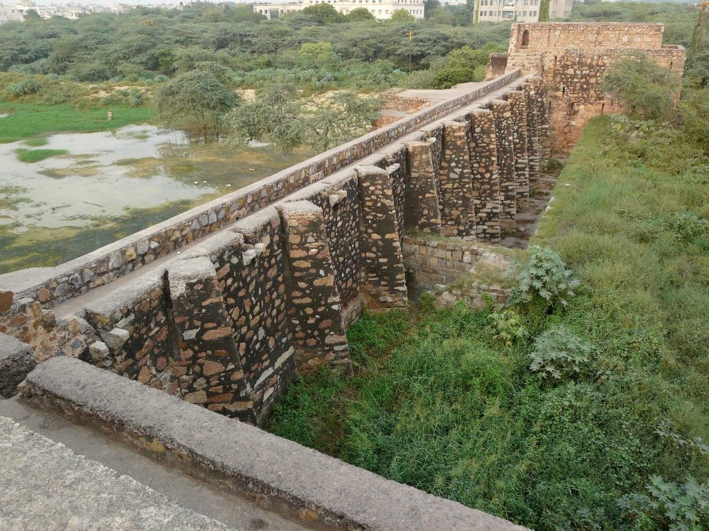 Satpula Bridge Delhi