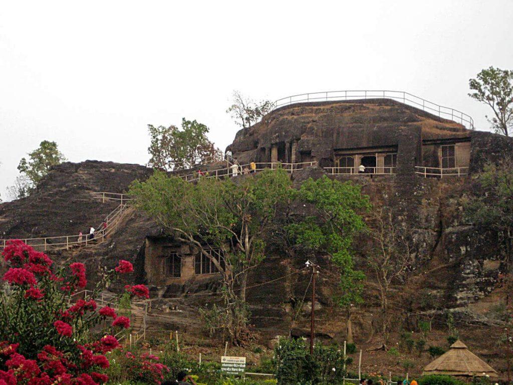 Shri Panch Pandav Caves MP